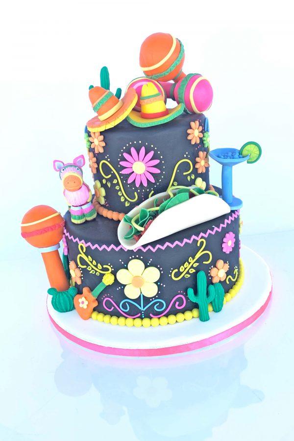 Tort Mexic - Vedere Principala